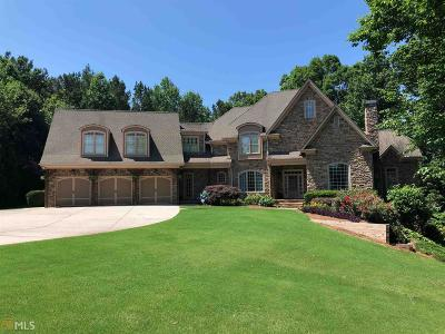 Single Family Home For Sale: 4740 Highland Point Dr