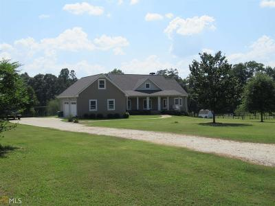 Banks County Single Family Home For Sale: 407 Link Rd