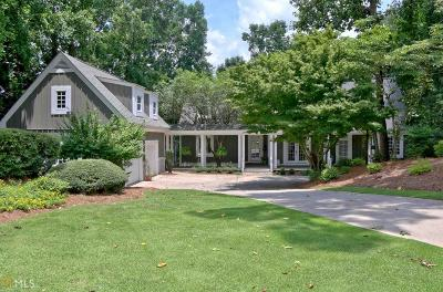 Peachtree City Single Family Home For Sale: 612 Wingspread