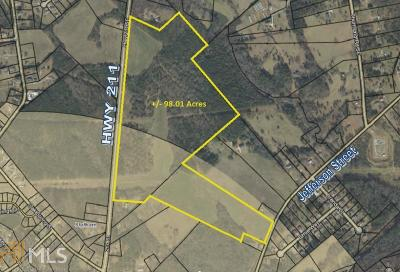 Statham Residential Lots & Land For Sale: Jefferson St