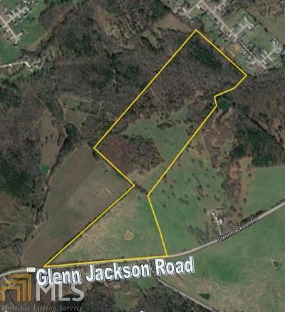 Statham Residential Lots & Land For Sale: 2258 Glenn Jackson Rd