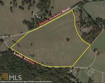 Statham Residential Lots & Land For Sale: Glenn Jackson Rd