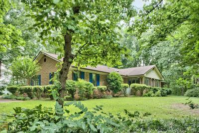 Newton County Single Family Home For Sale: 316 Sewell Rd