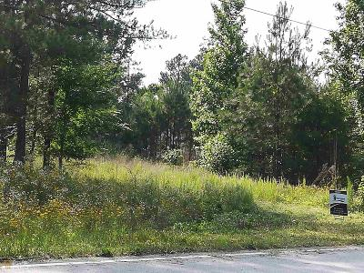 Conyers Residential Lots & Land For Sale: 2570 NE White Rd