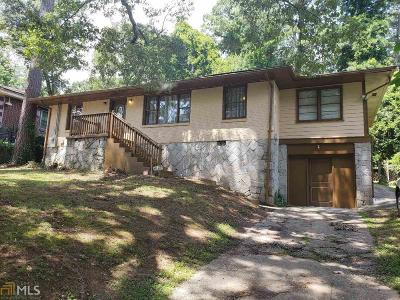 Decatur Single Family Home For Sale: 2075 Seavey