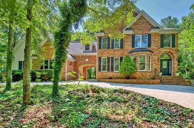 Newnan Single Family Home For Sale: 100 Greenridge Way