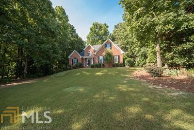 Newnan Single Family Home For Sale: 75 Springwater Shores