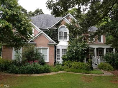 Newton County Single Family Home For Sale: 25 Meadowridge Dr