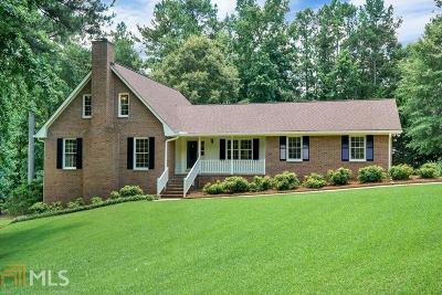 Stockbridge Single Family Home For Sale: 150 Plantation Dr