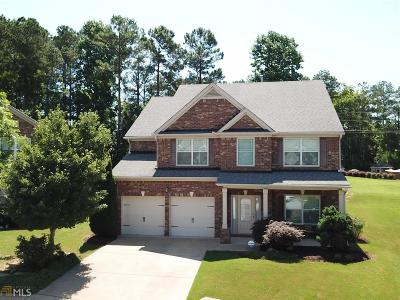 Newnan Single Family Home Under Contract: 97 Matador Way