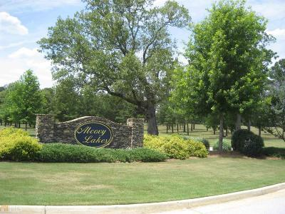 Monroe Residential Lots & Land New: 512 Alcovy Lakes Dr #20