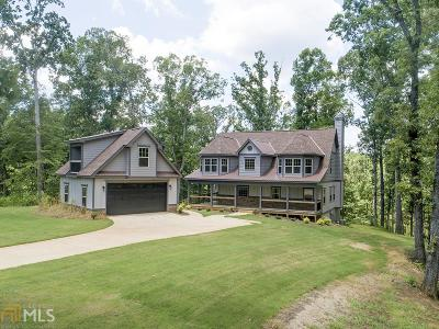 Butts County Single Family Home For Sale: River Point Rd