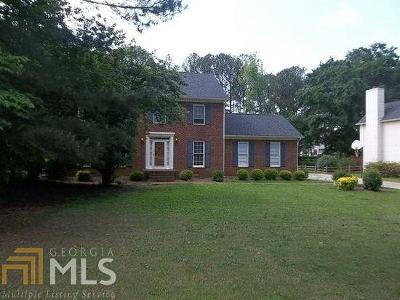 Conyers Single Family Home For Sale: 1616 Ellington Rd #c9