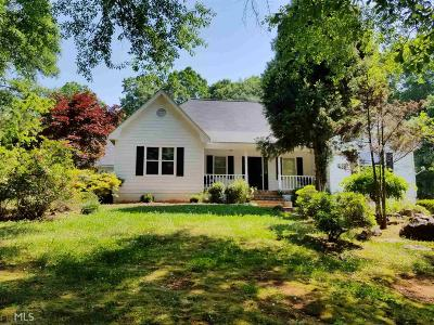 Winder Single Family Home For Sale: 835 Harrison Mill Rd