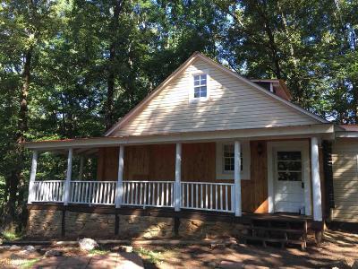 Dawsonville Single Family Home For Sale: 167 Nugget Ridge