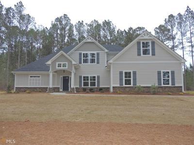 Senoia Single Family Home For Sale: 1031 Al Roberts Rd #Lot 5