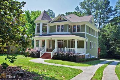 Decatur Single Family Home For Sale: 2643 Lavista Rd