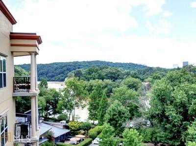 Fulton County Condo/Townhouse For Sale: 200 River Vista Dr #740