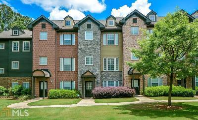 Brookhaven Condo/Townhouse For Sale: 3690 Ashford Creek