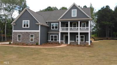 Newnan Single Family Home Under Contract: Brooks Landing Dr #8