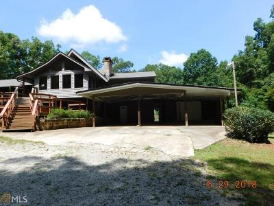 Griffin Single Family Home For Sale: 820 Buck Creek