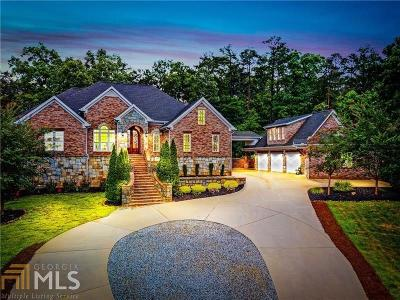 Dawsonville Single Family Home For Sale: 2930 Highway 53