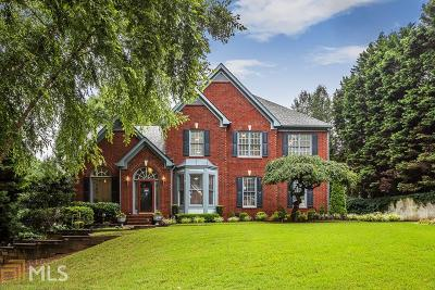 Acworth Single Family Home For Sale: 4985 Day Lily Way