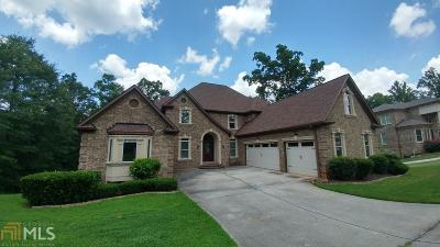 Conyers Single Family Home New: 1866 Christopher Dr