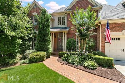 Smyrna Single Family Home For Sale: 3325 Valley Vista Rd