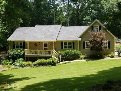 Loganville Single Family Home For Sale: 3465 Irvin Dr #36