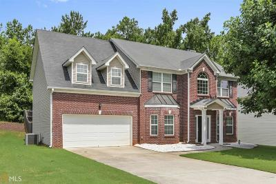 Conyers Single Family Home New: 2104 Blueberry Ln #2