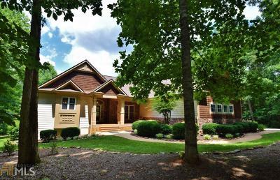 Dawsonville Single Family Home For Sale: 151 Fern Park Dr