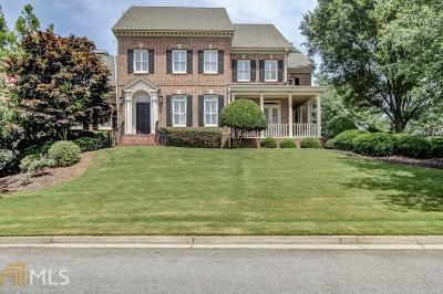 Alpharetta Single Family Home For Sale: 14520 Creek Club Dr
