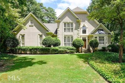 Marietta Single Family Home For Sale: 611 Sibley Forest Dr