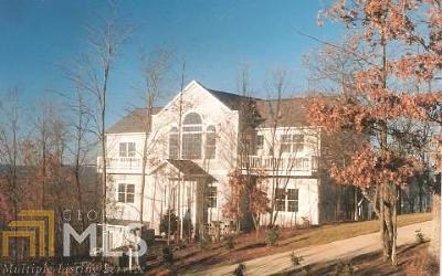 Hiawassee Single Family Home For Sale: 860 Ramey Mountain Rd