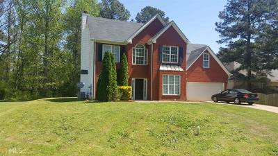 Conyers Single Family Home New: 3252 Old Salem Rd