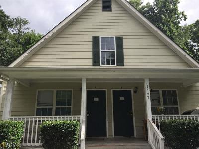 Fulton County Multi Family Home Under Contract: 1447 NW Kennesaw