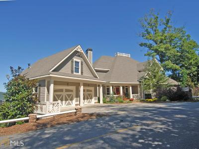 Towns County Single Family Home For Sale: 1285 Harris Ridge Rd