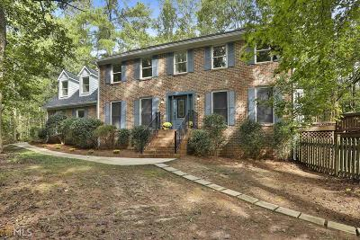 Peachtree City Single Family Home For Sale: 311 Spear Rd