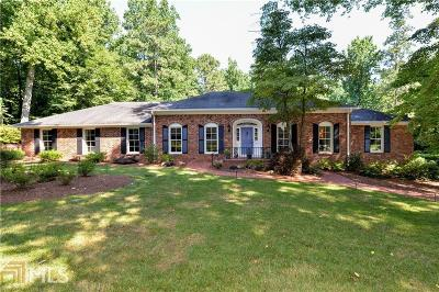 Fulton County Single Family Home For Sale: 1620 Northridge Rd