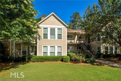Roswell Condo/Townhouse Under Contract: 3414 Lake Point Cir