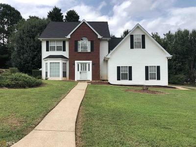 Ellenwood Single Family Home For Sale: 3938 Knights Cross