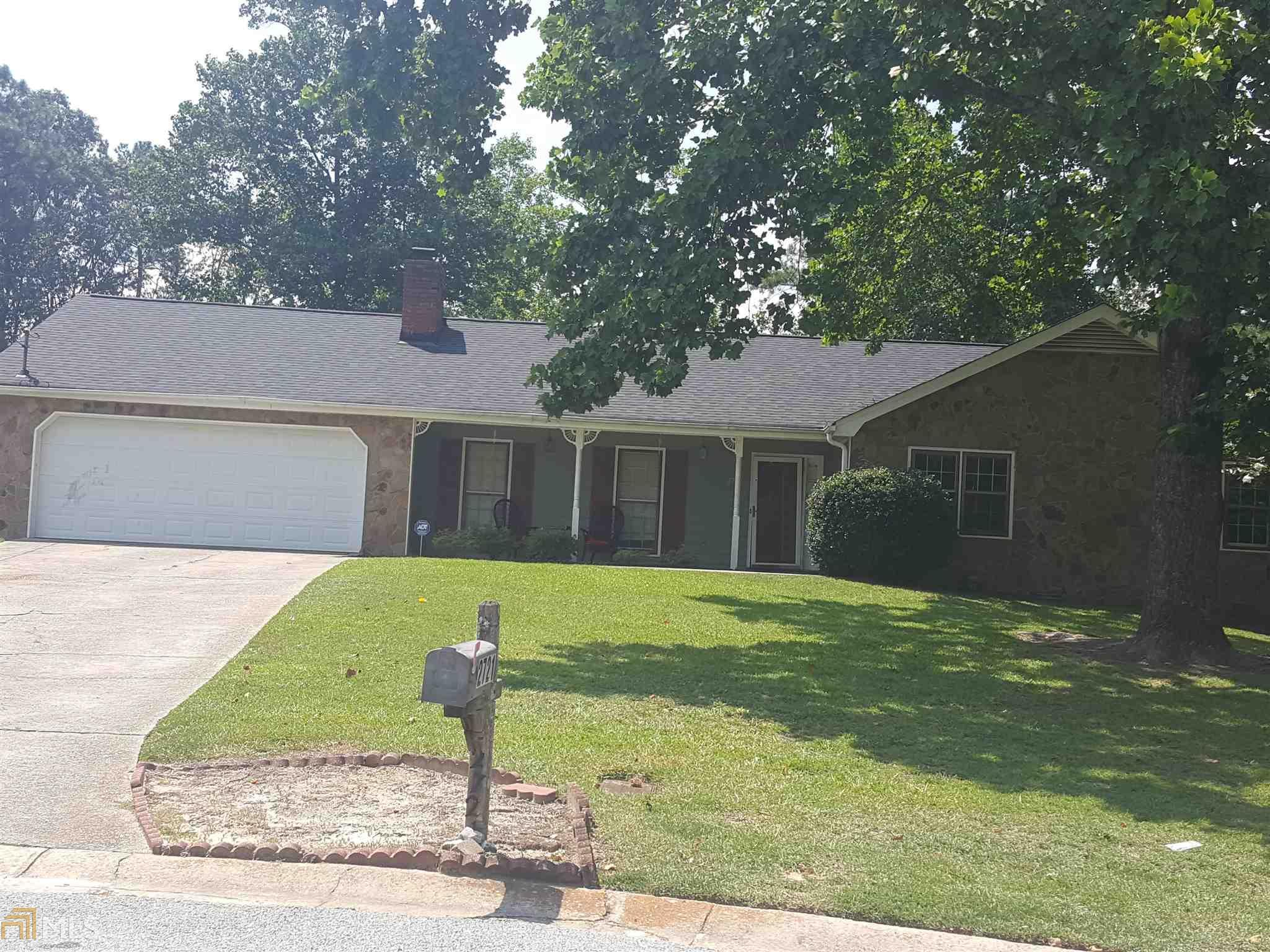 4 bed / 2 baths Home in Snellville for $179,900
