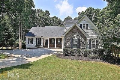 Braselton Single Family Home For Sale: 39 Miners Way