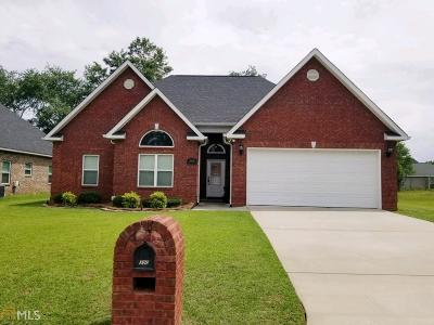 Centerville Single Family Home Under Contract: 300 Asbell Way