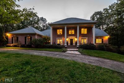 Roswell Single Family Home For Sale: 11600 Mountain Park Rd