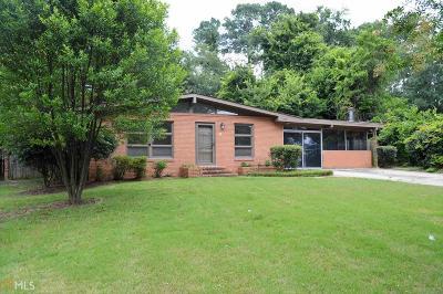 Columbus Single Family Home For Sale: 3410 Malatche