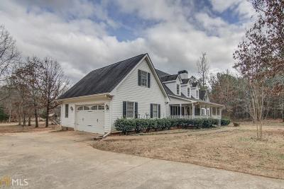 Social Circle Single Family Home Under Contract: 697 Highway 11