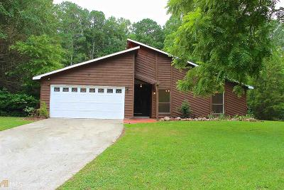 Fayetteville Single Family Home For Sale: 132 Carrollwood Dr