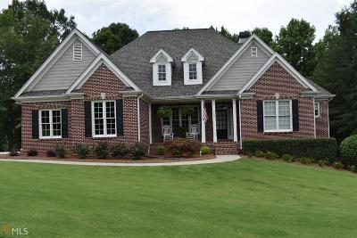 Braselton Single Family Home For Sale: 648 Hunting Hills Dr